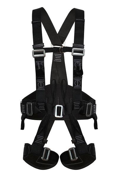 Cinturão de segurança tipo paraquedista / abdominal